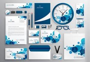 16703تصميم هوية بصرية/تجارية كاملة للشركة