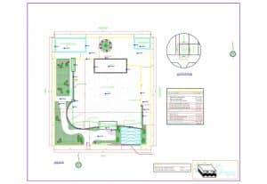 17231اعداد وتصميم المخططات المعمارية السكنية والادارية والتجارية