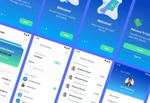 18647تصميم واجهات UI/UX لتطبيقات iOS & Android